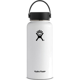 Hydro Flask Wide Mouth Flex Bottle 946ml White